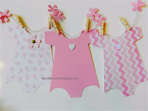 onesie template for baby shower banner it s written on the wall cute ideas for your baby shower