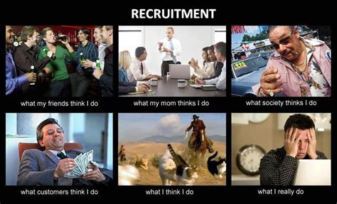 the real about working with recruiters recruiter musings