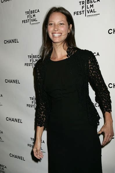 Turlington For Chanel 2008 by Turlington Photos Chanel Honors Tribeca Festival