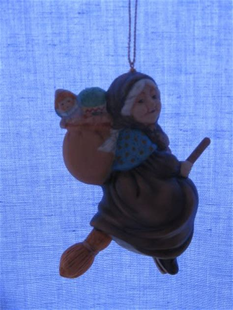 befana ornament faces of christmas around the world