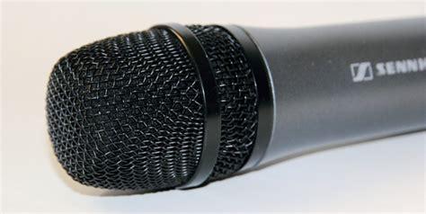 Mikrofon Senheiser Ew 135g2 sennheiser ew 135 g2 image 318705 audiofanzine