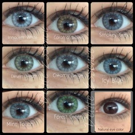 new color contacts colored freshlook contact lenses in meadow heights