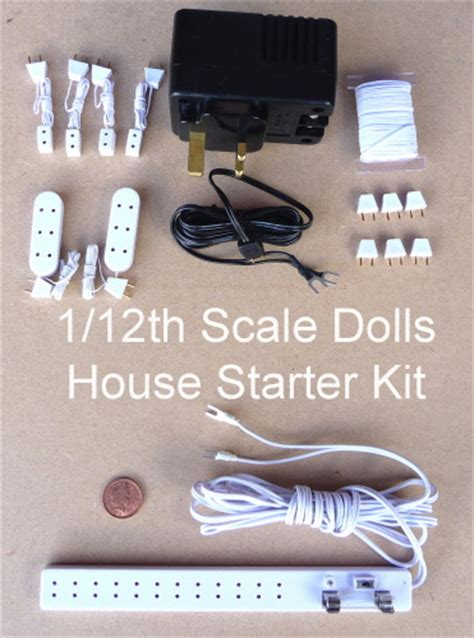 dolls house lighting kits uk tumdee dolls house miniature lighting