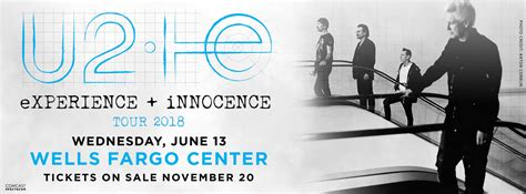 u2 fan club vip access u2 brings the experience innocence tour to wells fargo