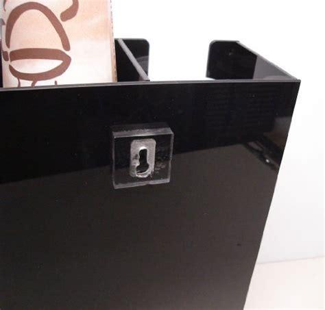 4 Sl Cup Lid Holder Dispenser Organizer Coffee Cup Caddy
