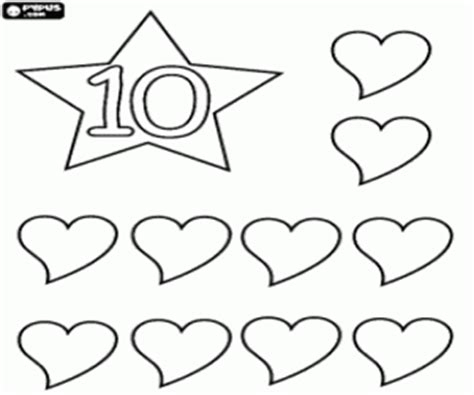 number the stars coloring page numbers coloring pages printable games 2