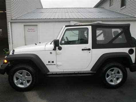 Roundtree Chrysler Dodge Jeep Ram 2009 Jeep Wrangler For Sale Carsforsale