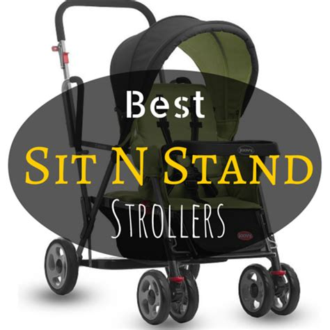 best sit complete guide to finding the best sit and stand stroller