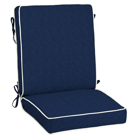 Patio Chair Replacement Cushions 46 X 21 by Home Decorators Collection 21 X 20 Outdoor Dining Chair