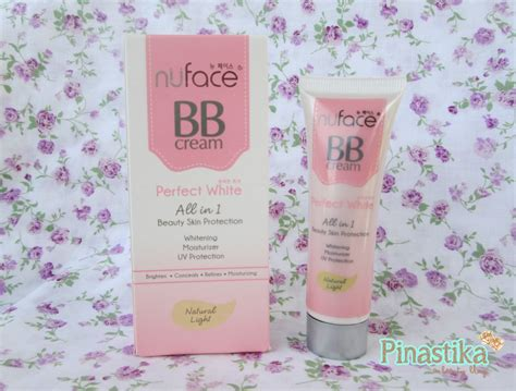 Nuface Mask Sheet pinastika review nuface bb