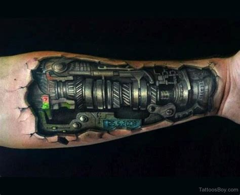 mechanic tattoos biomechanical tattoos tattoo designs tattoo pictures