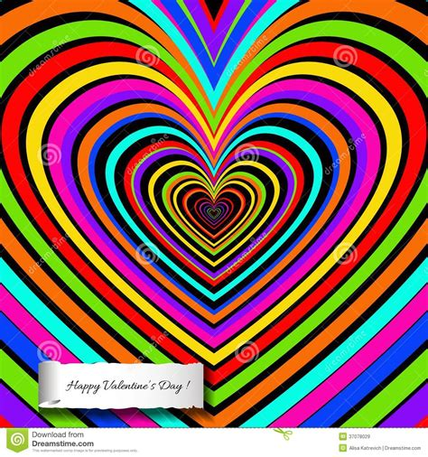 rainbow heart background  decoration  love royalty