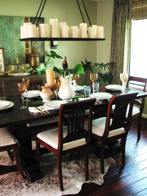 Dining Room Candle Chandelier Client Project A Green Dining Room Home Classic Design