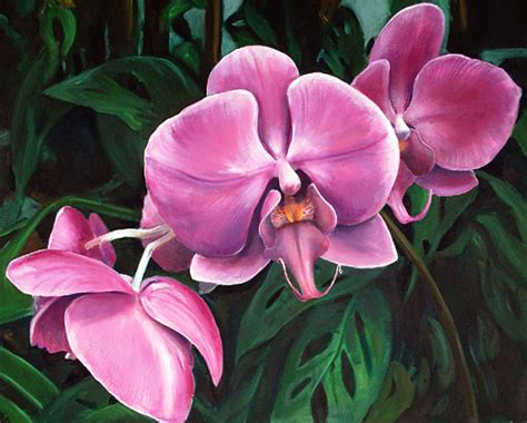 Sepatu Kickers Flower flower paintings on canvas original floral canvas
