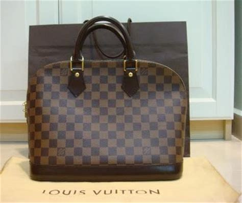 Tas Wanita Lv Alma Original Authentic 100 Guarantee authentic branded bags shop lv alma damier