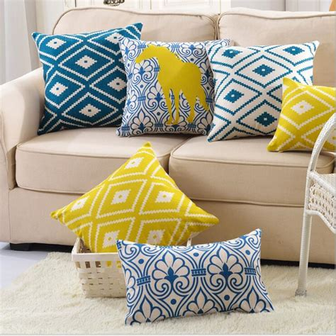 Cheap Decorative Pillows For Sofa by Decorative Sofa Cushion Pillow Buy Cushions