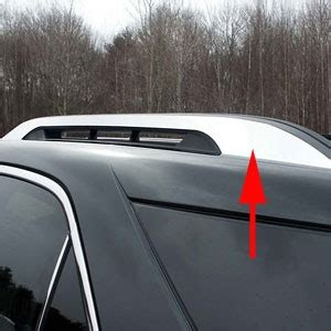Chevy Equinox Roof Rack by Chevrolet Equinox Stainless Steel Roof Rack Trim 2010