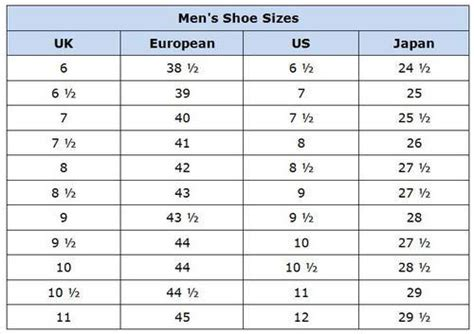 to boys shoe conversion s shoes sizes shoes shopping and shoe