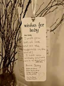 Wishing Tree Sayings Set Of 8 Baby Shower Wishing Tree Tags By Freespiritcrafting Brandon S Shower Pinterest