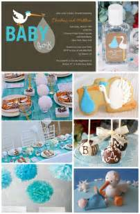 shower ideas for baby boy boy baby shower decorations three top notch themes