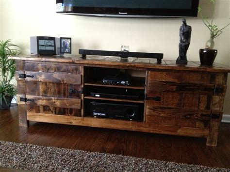pallet entertainment center diy pallets pinterest