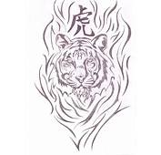 Flaming Tigers Cool But Deadly By Doan On DeviantArt