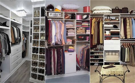 how to organize a walk in closet with photos the decoras