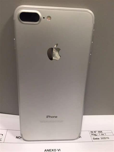 iphone 7 plus 128gb prata impec 225 vel sem nenhum detalhe r 3 000 00 em mercado livre