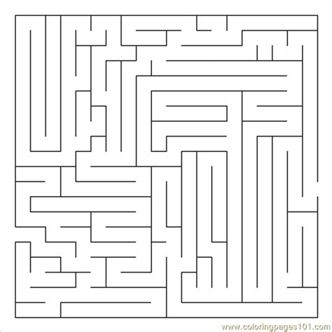 printable batman maze 12 coloring page free mazes coloring pages