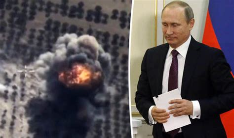 putin islamic state fight russian islamic state on back foot in syria as putin vows to