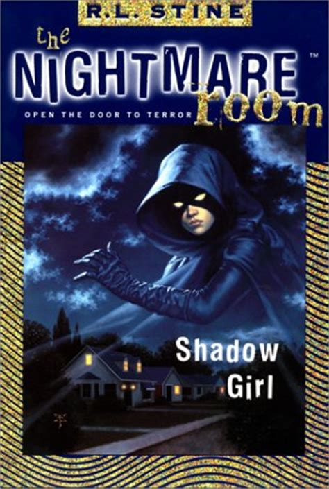 The Nightmare By Rl Stine shadow the nightmare room 8 by r l stine