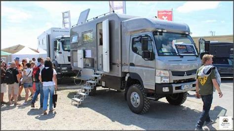 mitsubishi fuso 4x4 expedition vehicle fuso expedition vehicle autos post