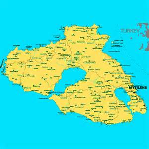 Lesvos Greece Map by Lesbos Map Related Keywords Amp Suggestions Lesbos Map