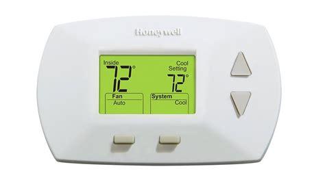 honeywell heat cool deluxe digital  programmable