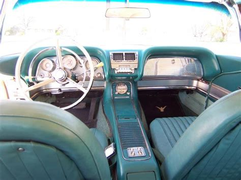 automotive air conditioning repair 1958 ford thunderbird interior lighting center stack evolution 60 s to current the mustang source ford mustang forums