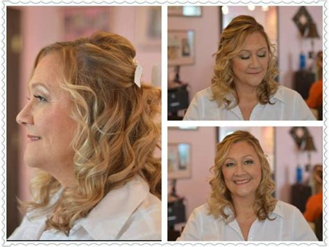 half up half down wedding hairstyles mother groom mother of the bride hair wedding hairstyles half up half