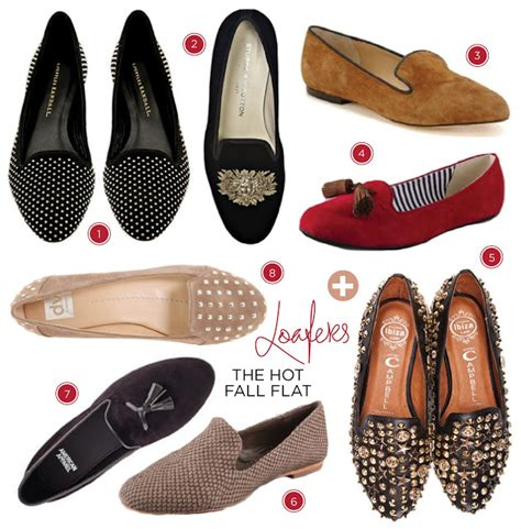 the fall loafers fall trend loafers flats meg biram