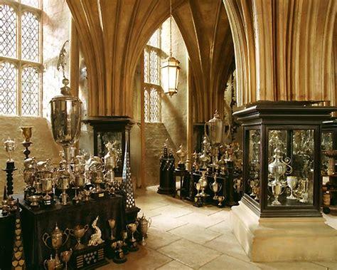 the trophy room trophy room harry potter wiki