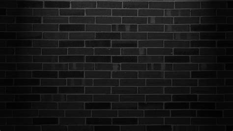 black and white wallpaper for walls black brick wall wallpaper 18482