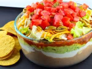7 layer dip recipe food com
