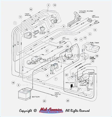 92 club car wiring diagram 92 club car wiring diagram crayonbox co