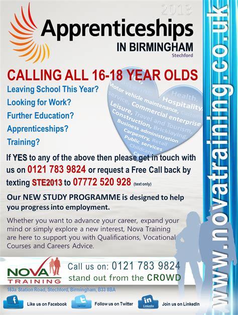 Plumbing Apprenticeships In Birmingham by Centres Apprenticeships Traineeships