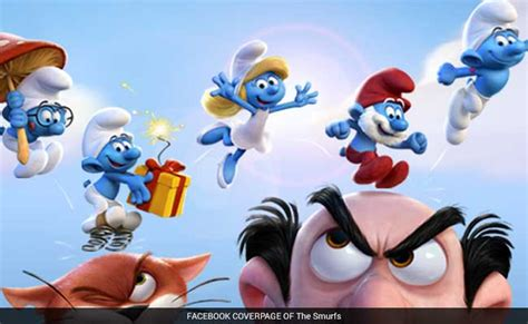 here s why the smurfs have joined hands with un