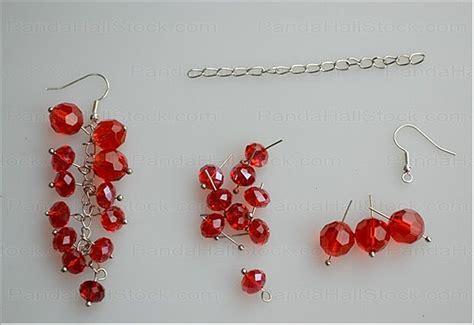 step by step how to make american beaded earrings image gallery earrings