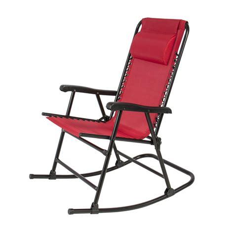 Furniture: Folding Rocking Chair Foldable Rocker Outdoor