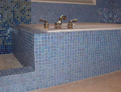recycled glass mosaics the easy option plumbtile s blog glass kitchen backsplash tile options belk tile