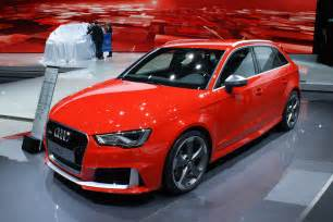 Audi Rs3 Sportback 362bhp Audi Rs3 Sportback Races In Auto Express