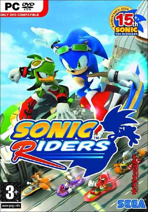 free download pc games sonic full version sonic riders free download full version pc game setup