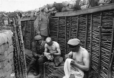 In The Trenches by The Trenches Mr S Wh Semester Ii