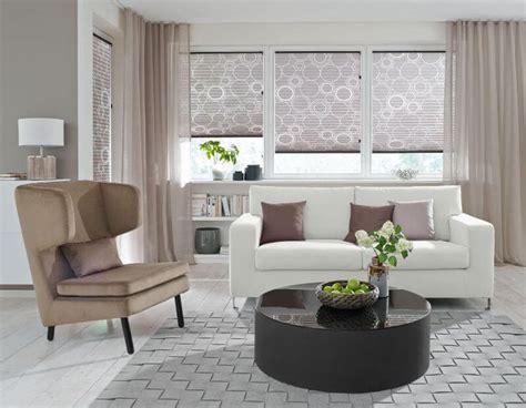 Wohnzimmer Jalousien by Die Besten 25 Fl 228 Chenvorh 228 Nge Ideen Auf